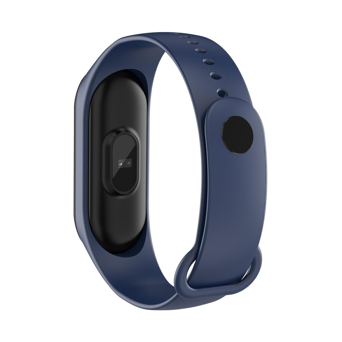 M4 max wristband color screen ip67 blood pressure o2 smart (17)