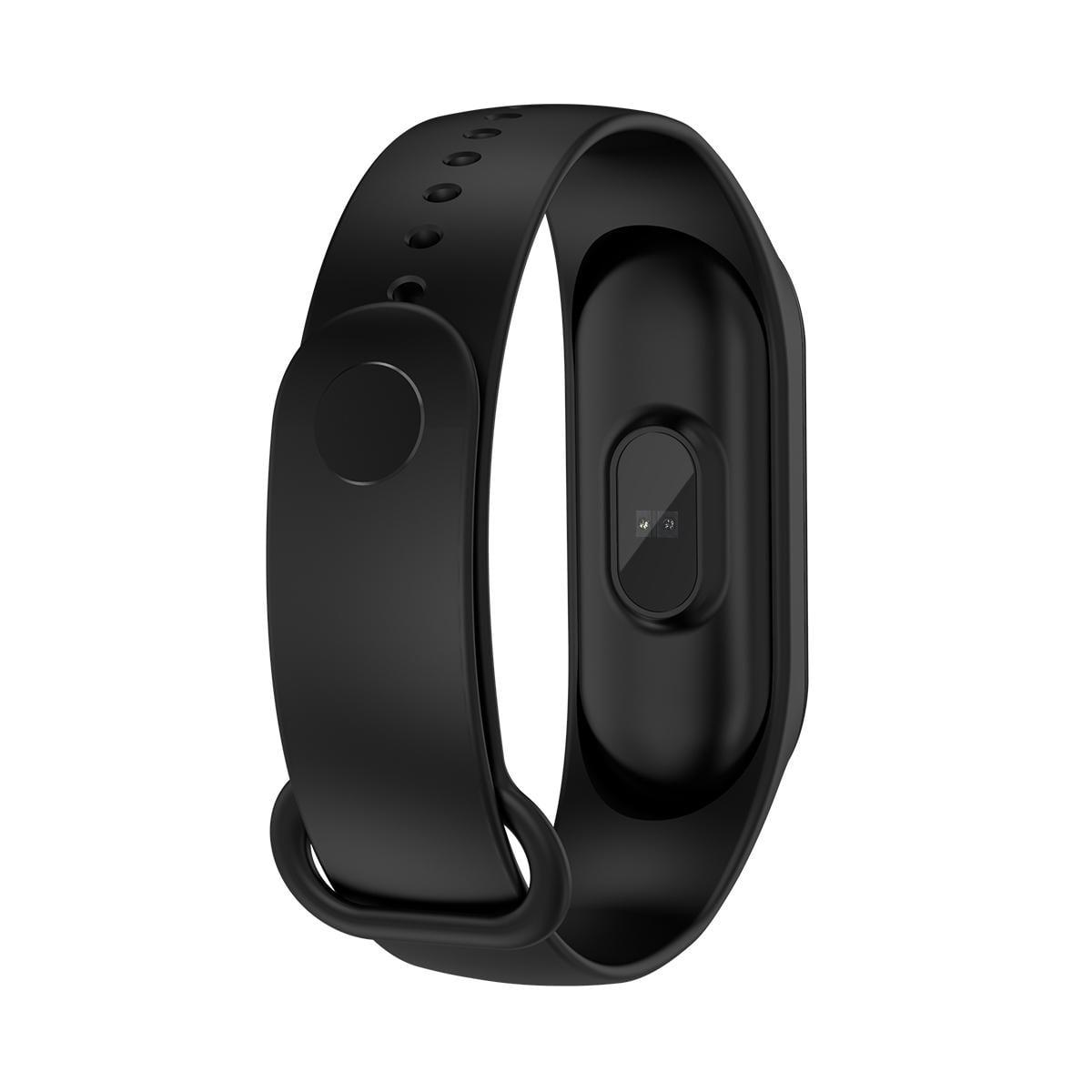 M4 max wristband color screen ip67 blood pressure o2 smart (19)