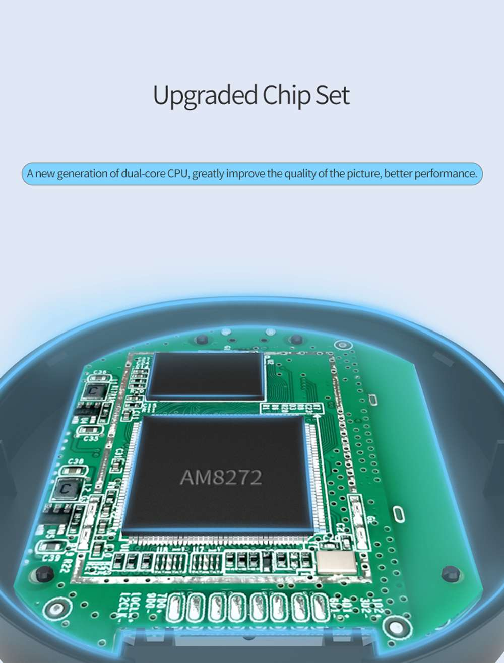 MiraScreen G10A Wireless Display Receiver Plug Play 2.4G 5G WIFI (6)