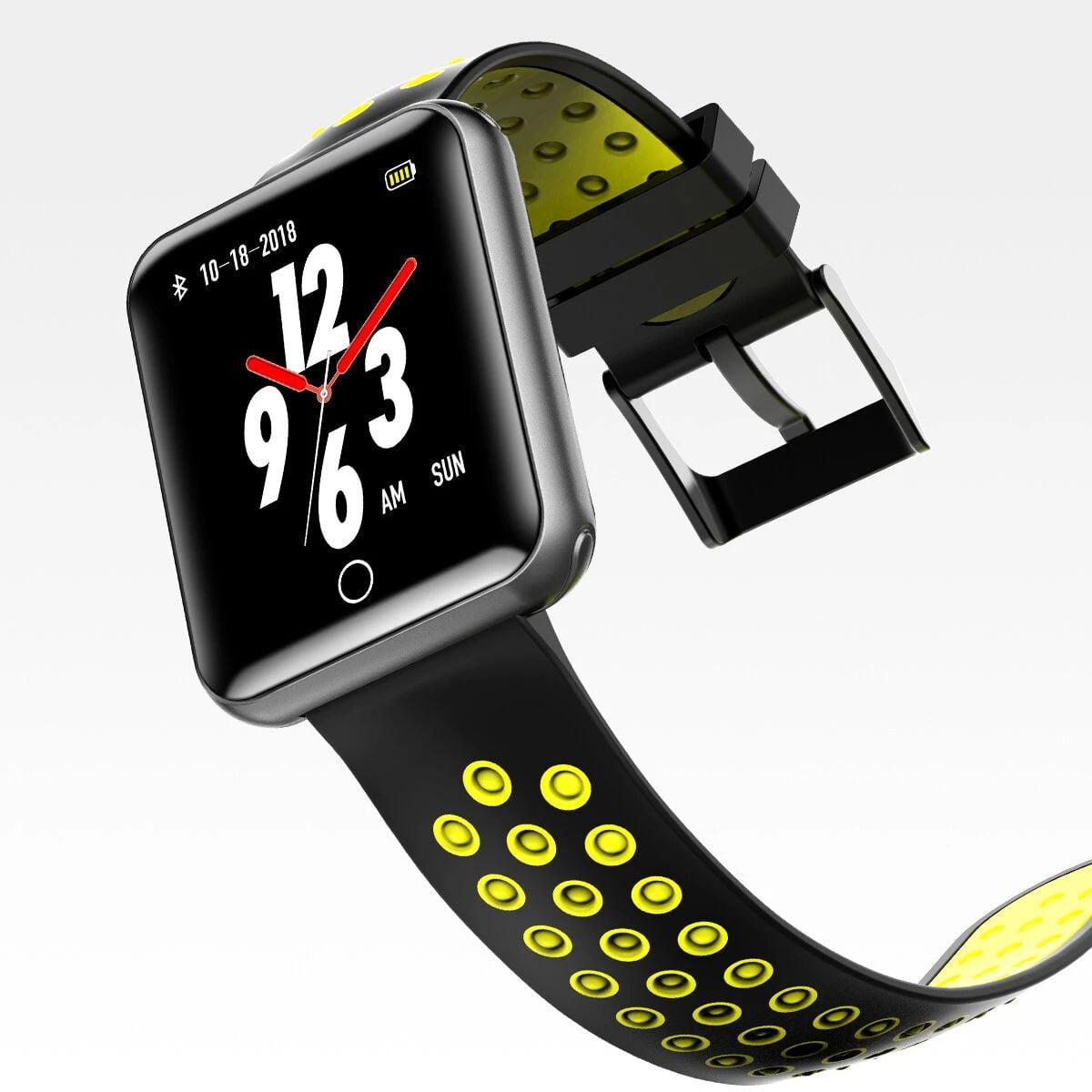 Q81 1.54 hd color screen smart bracelet hr monitor Wholesale (11)
