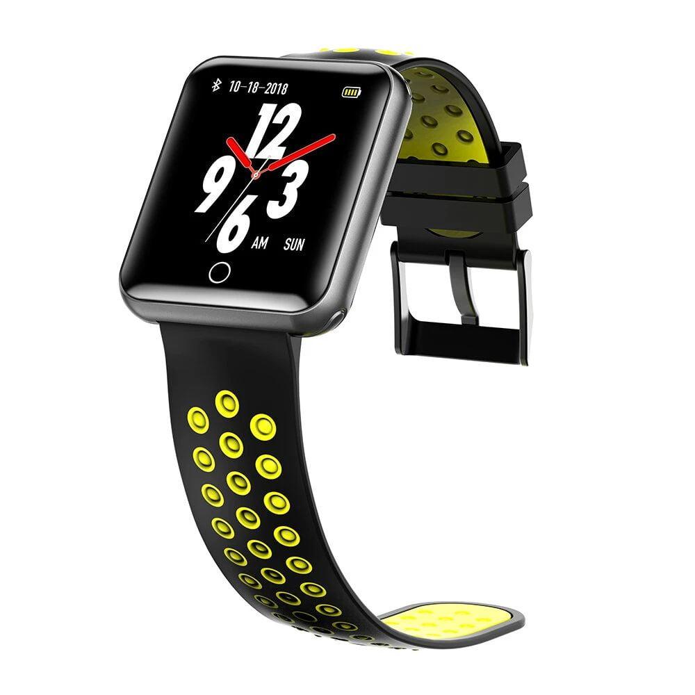 Q81 1.54 hd color screen smart bracelet hr monitor Wholesale (12)