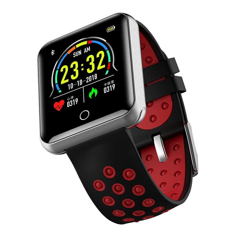 Q81 1.54 hd color screen smart bracelet hr monitor Wholesale (14)