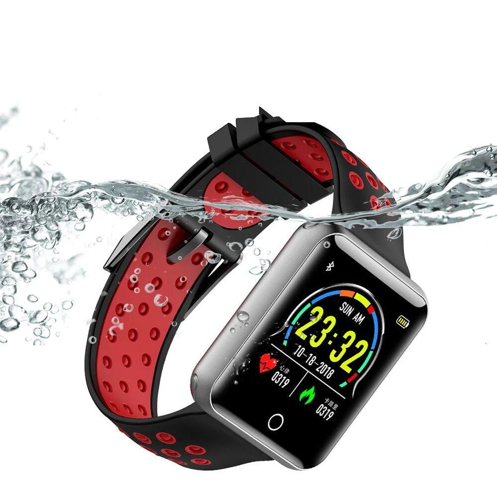 Q81 1.54 hd color screen smart bracelet hr monitor Wholesale (3)