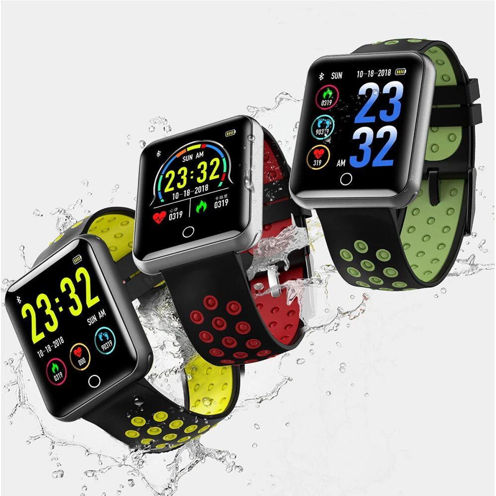 Q81 1.54 hd color screen smart bracelet hr monitor Wholesale (4)