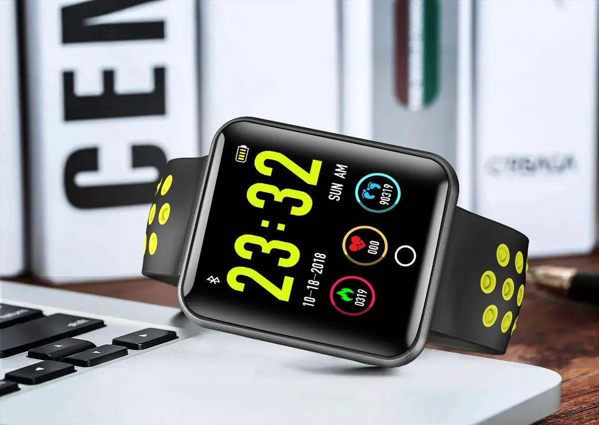 Q81 1.54 hd color screen smart bracelet hr monitor Wholesale (7)