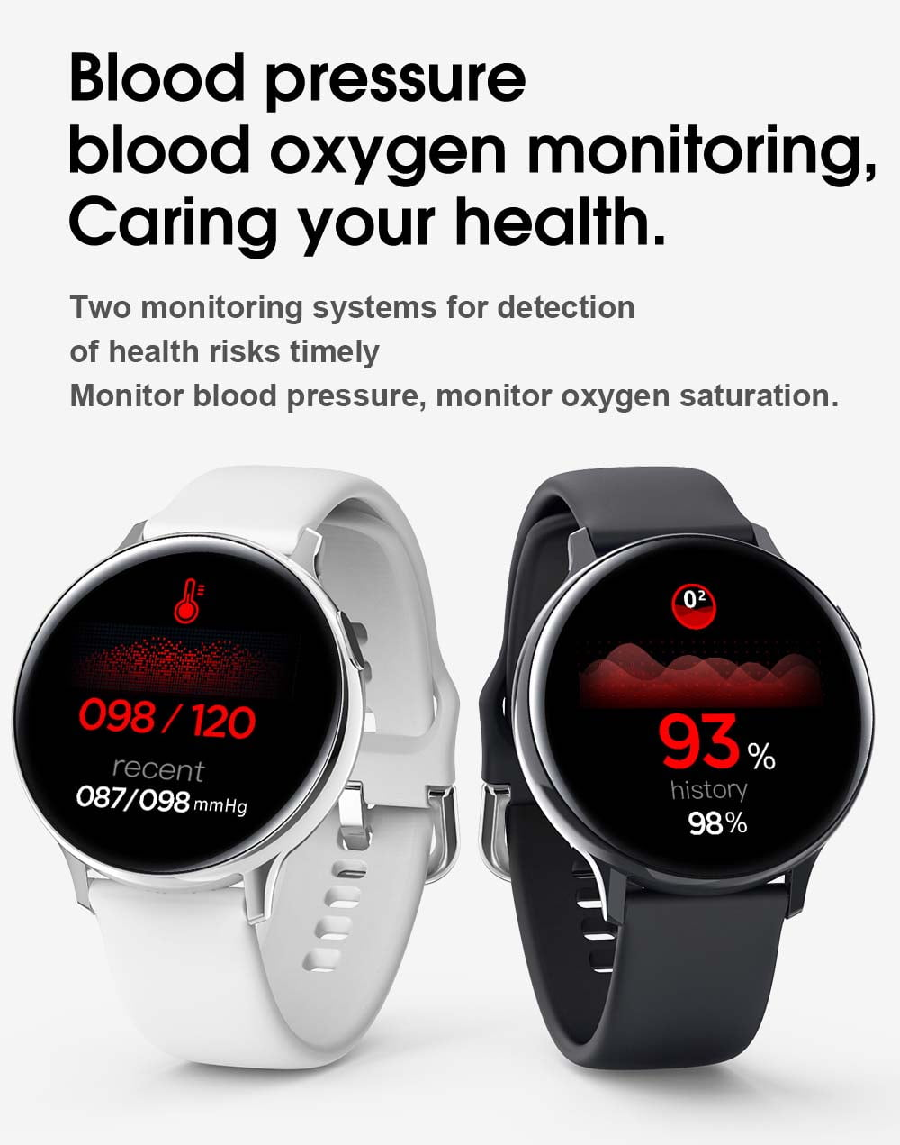 S20 ECG monitor smart watch heart rate monitor blood pressure (10)
