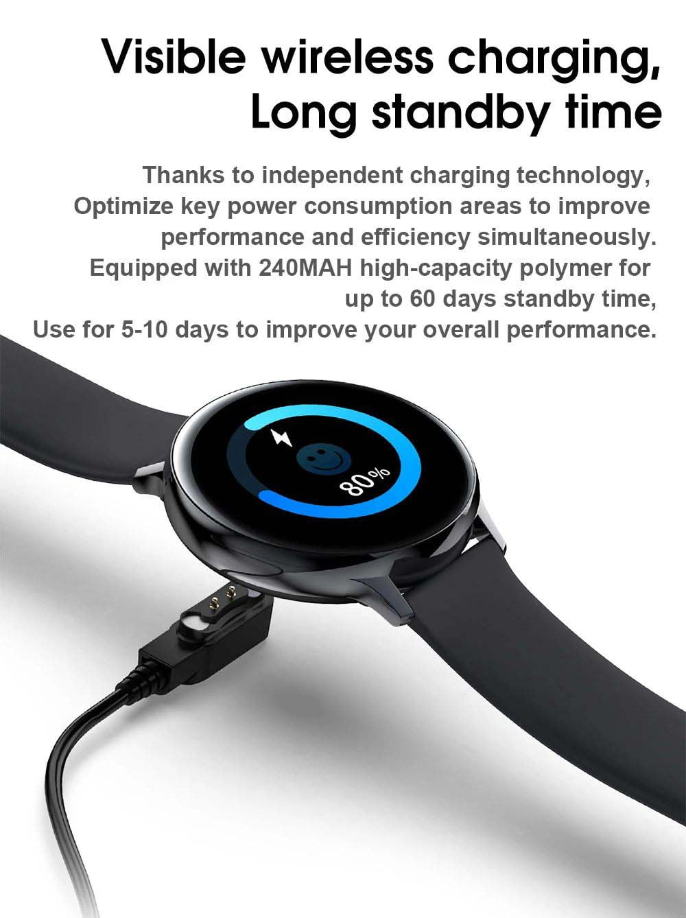 S20 ECG monitor smart watch heart rate monitor blood pressure (11)
