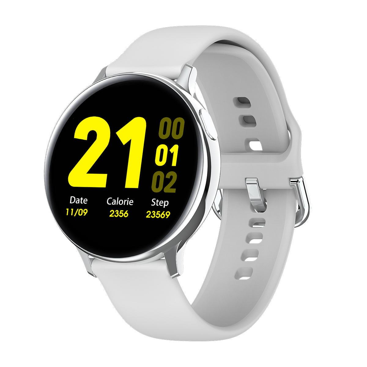 Bakeey smartwatch S20 ECG monitor smart watch heart rate monitor blood pressure (26)