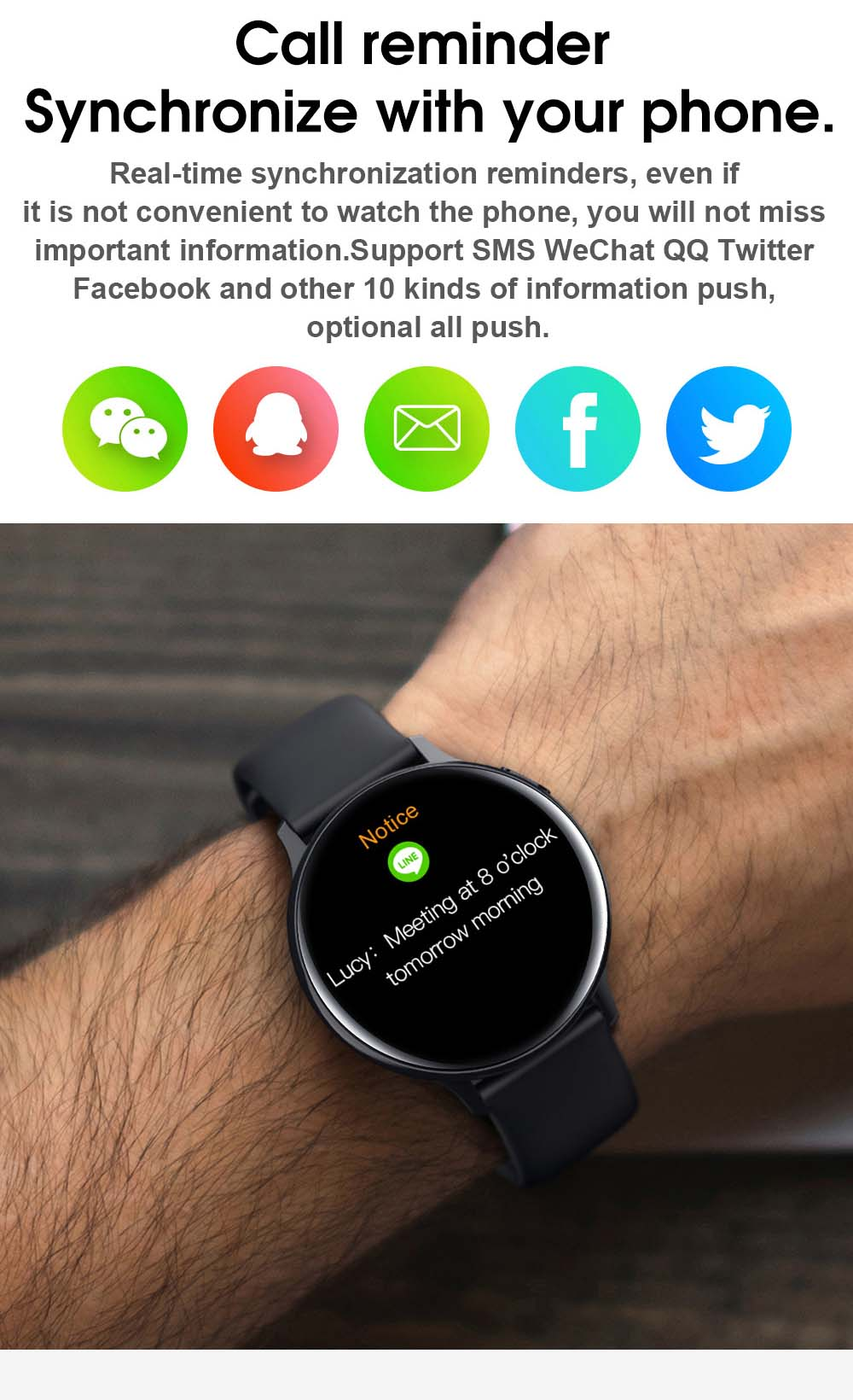 S20 ECG monitor smart watch heart rate monitor blood pressure (4)