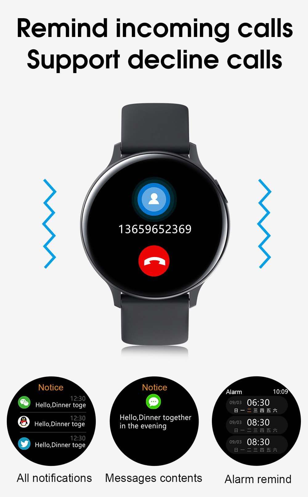 S20 ECG monitor smart watch heart rate monitor blood pressure (5)