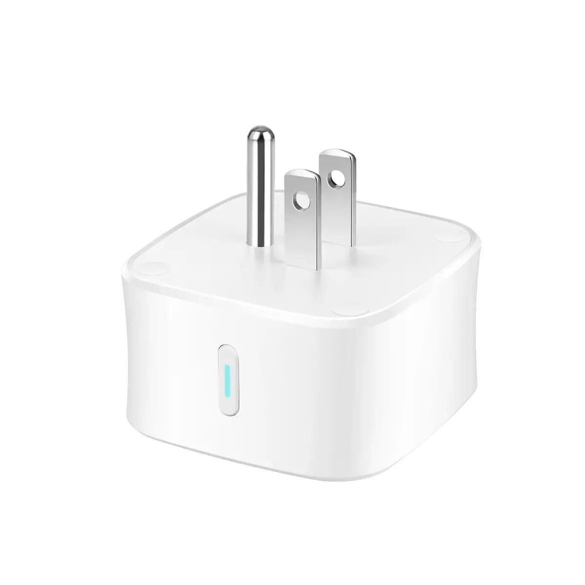 SP11 10A WiFi Smart Plug Socket Switch US Plug Remote control Power Strip Timing (3)