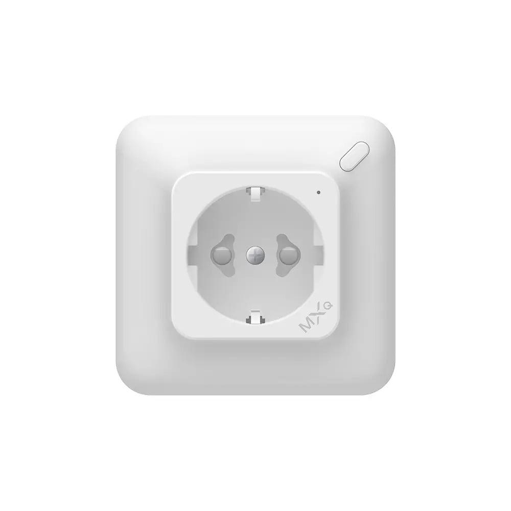 SP25Q 2500W 10A Dual USB Fast Charging Auto Power Off Smart Wireless Socket (1)