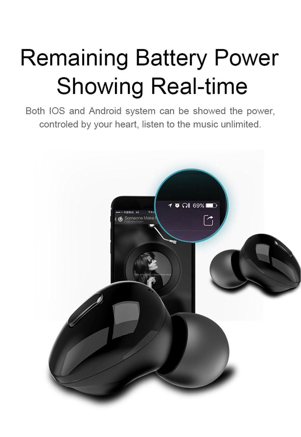 T2 mini tws bluetooth 5.0 wireless earphone stereo bass (4)
