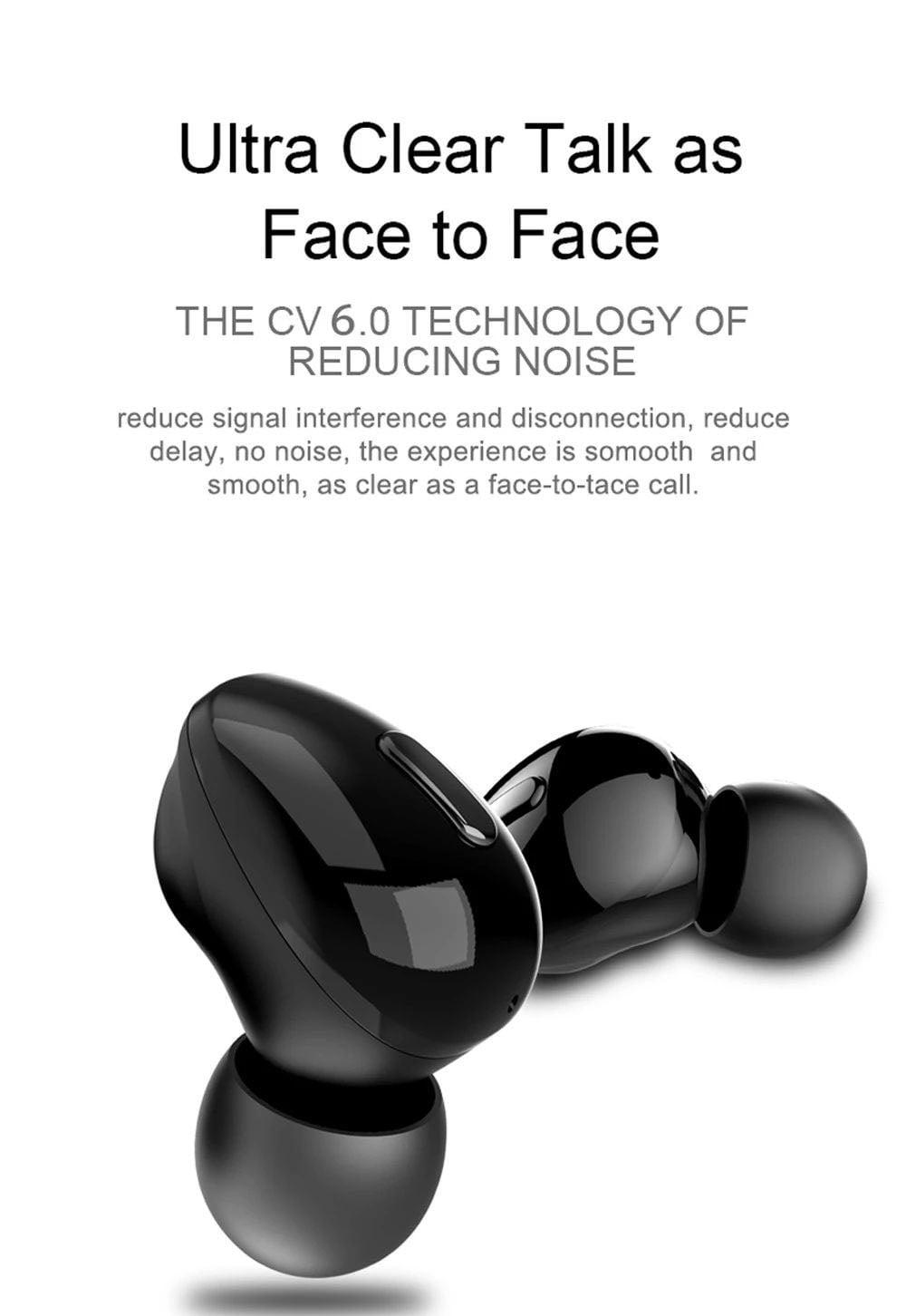 T2 mini tws bluetooth 5.0 wireless earphone stereo bass (5)