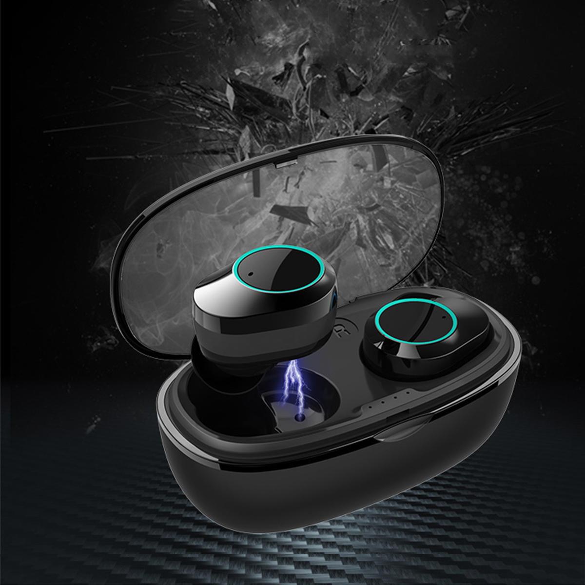 T2C TWS Bluetooth 5.0 earphone hifi stereo type-c charging case wholesale china 1 (10)