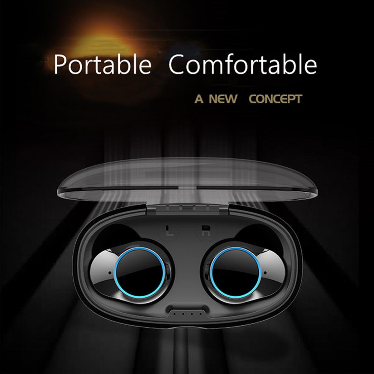 T2C TWS Bluetooth 5.0 earphone hifi stereo type-c charging case wholesale china 1 (15)