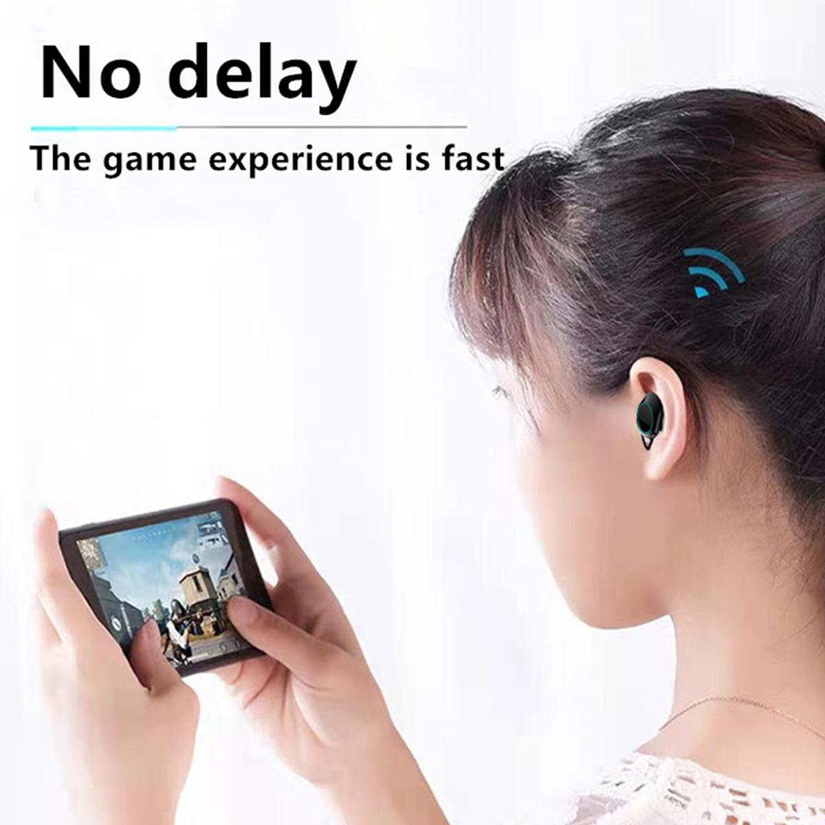 T2C TWS Bluetooth 5.0 earphone hifi stereo type-c charging case wholesale china 1 (2)