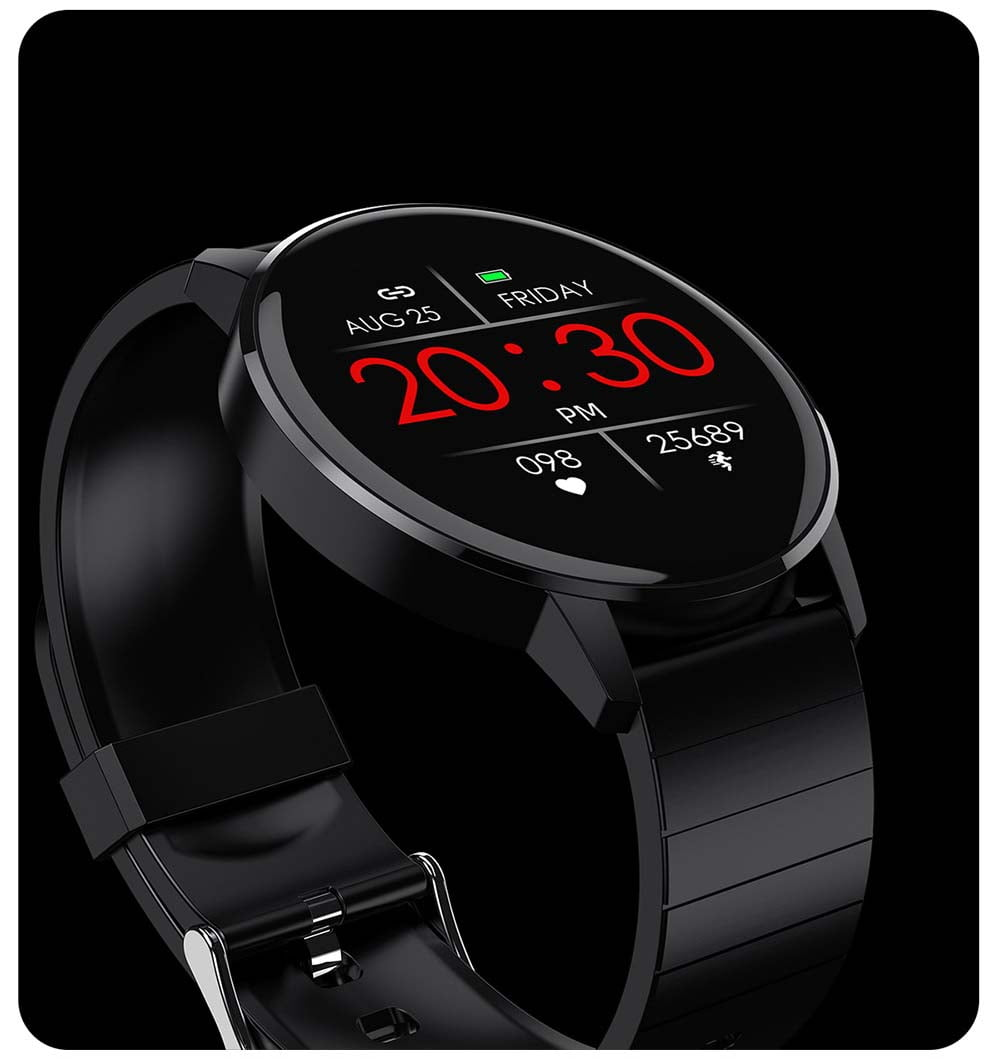 T4 pro 1.3 inch touch screen heart rate blood pressure oxygen (10)