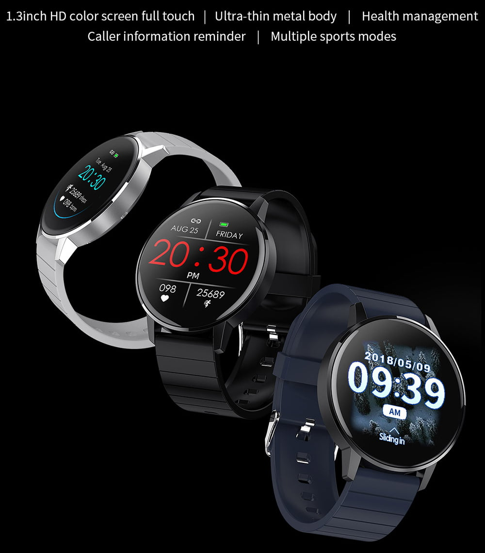T4 pro 1.3 inch touch screen heart rate blood pressure oxygen (7)