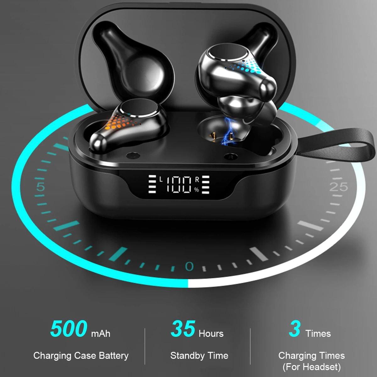 T8 tws wireless earphone bluetooth 5.0 (7)