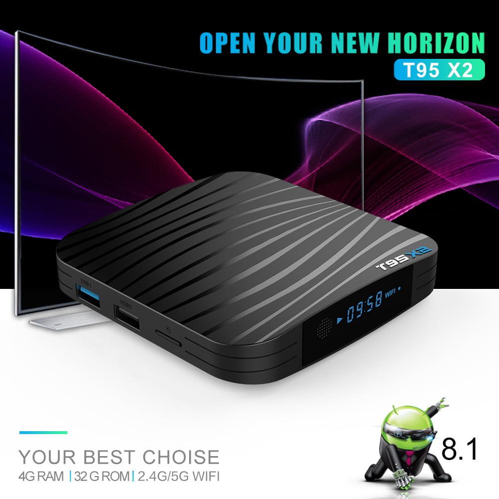 T95 X2 Smart TV Box Amlogic S905X2 Android 8.1 4GB DDR4 64GB (15)