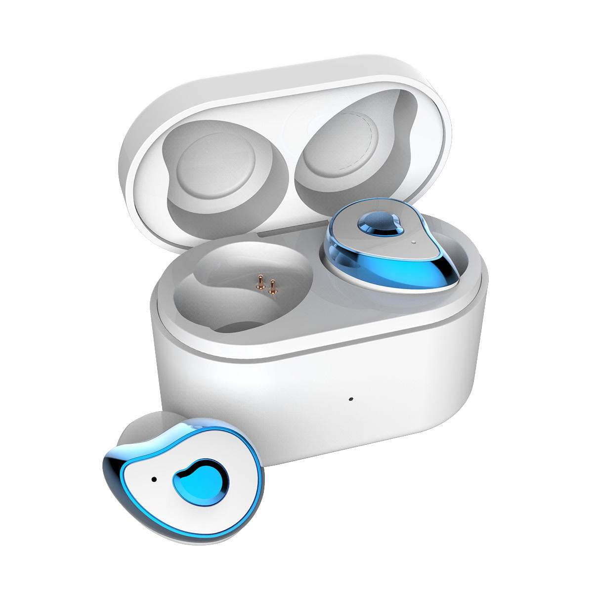 TW2 Bluetooth 5.0 tws true wireless earbuds stereo auto paring earphone (10)