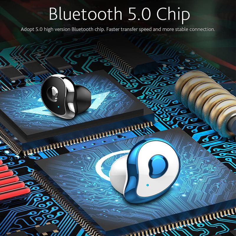 TW2 Bluetooth 5.0 tws true wireless earbuds stereo auto paring earphone (22)