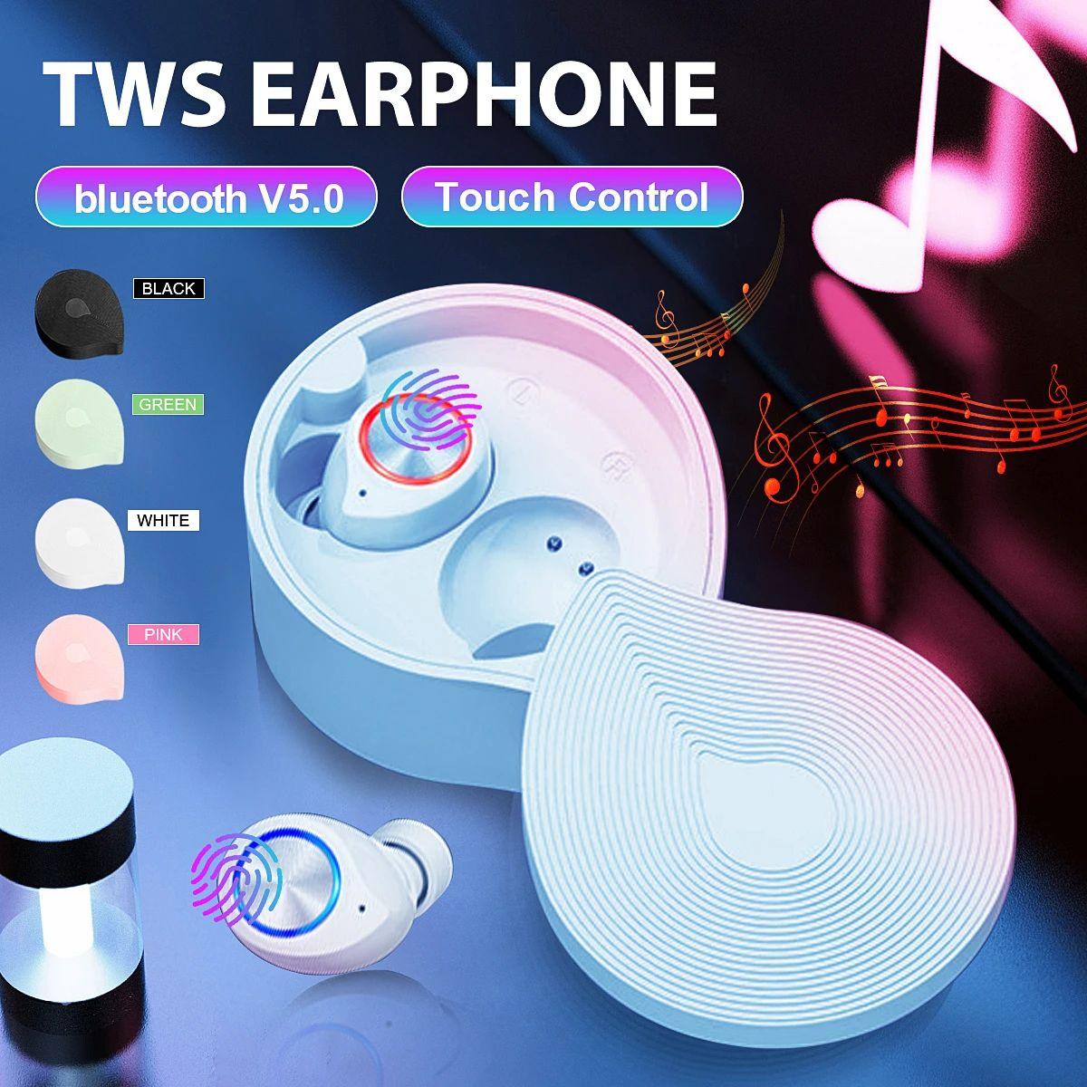 Tw70 tws earphone bluetooth 5.0 (5)