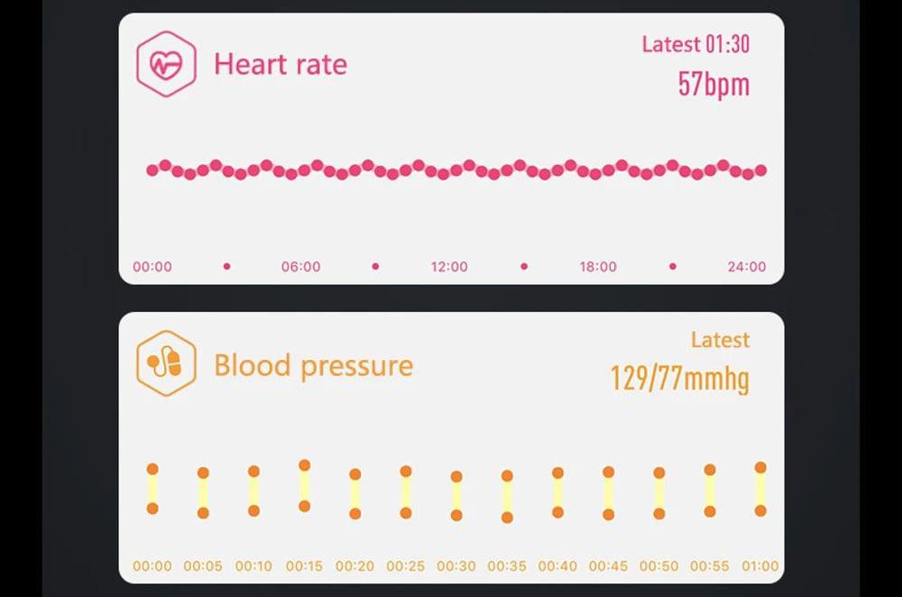 W3 ecg blood pressure heart rate spo2 heart health monitor (12)