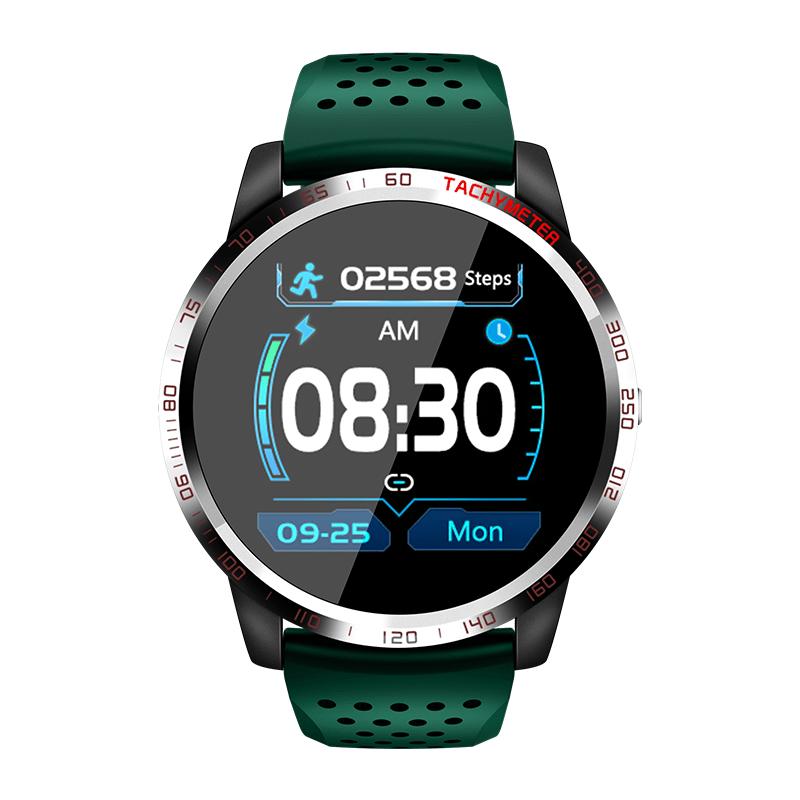Bakeey smartwatch W3 ecg blood pressure heart rate spo2 heart health monitor (2)