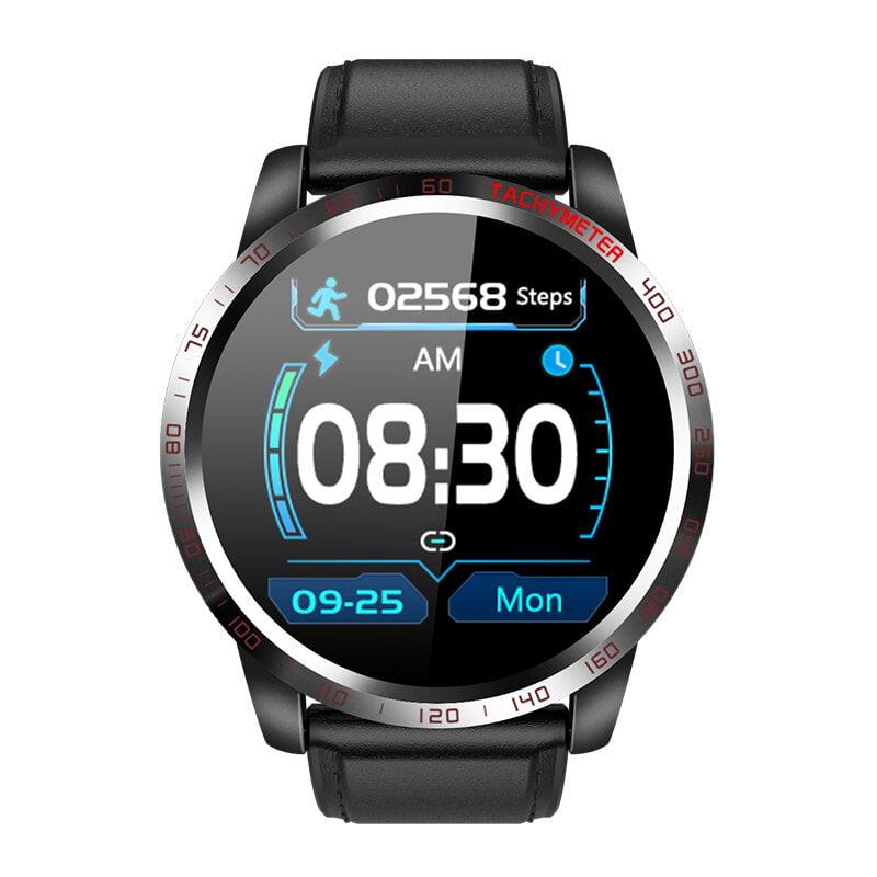 Bakeey smartwatch W3 ecg blood pressure heart rate spo2 heart health monitor (3)