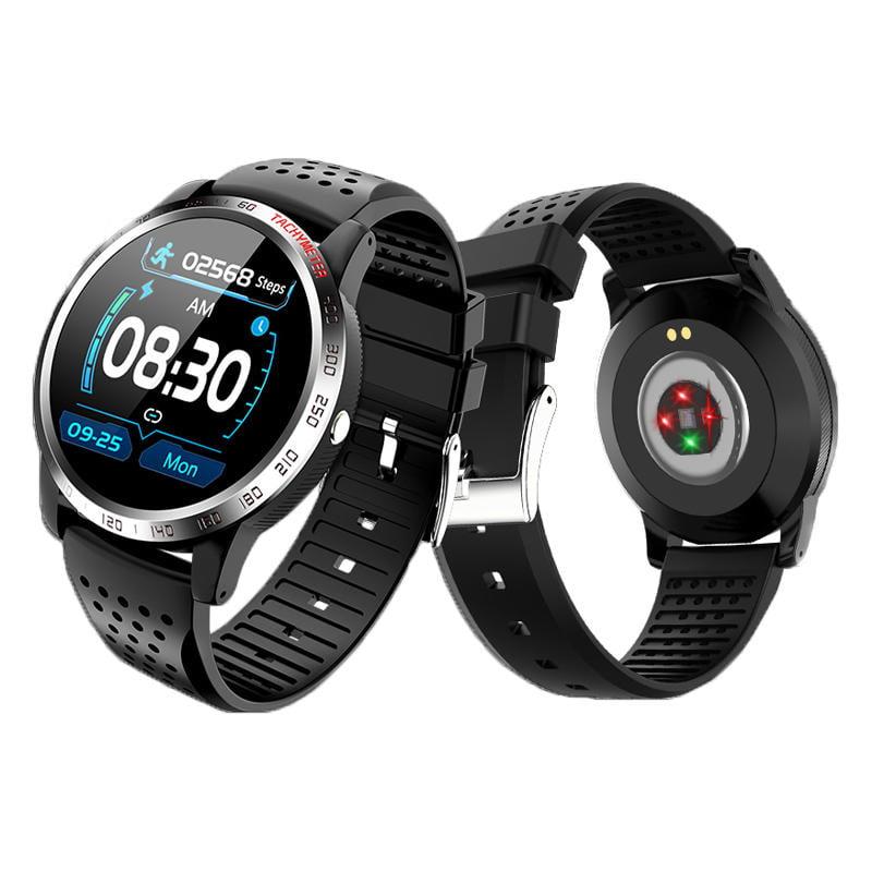 Bakeey smartwatch W3 ecg blood pressure heart rate spo2 heart health monitor (5)