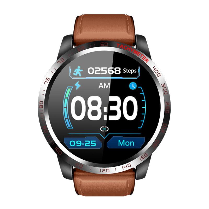 Bakeey smartwatch W3 ecg blood pressure heart rate spo2 heart health monitor (8)
