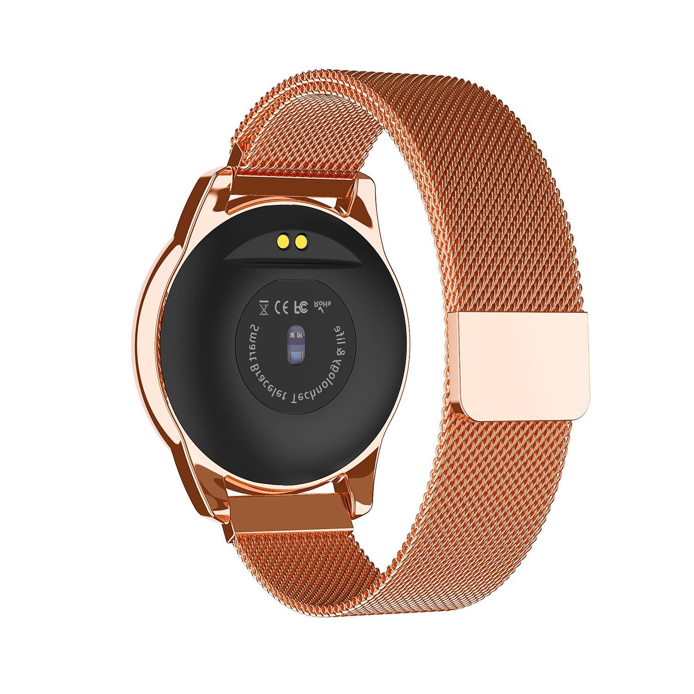 Watch 4 smart watch hd color screen wristband (17)