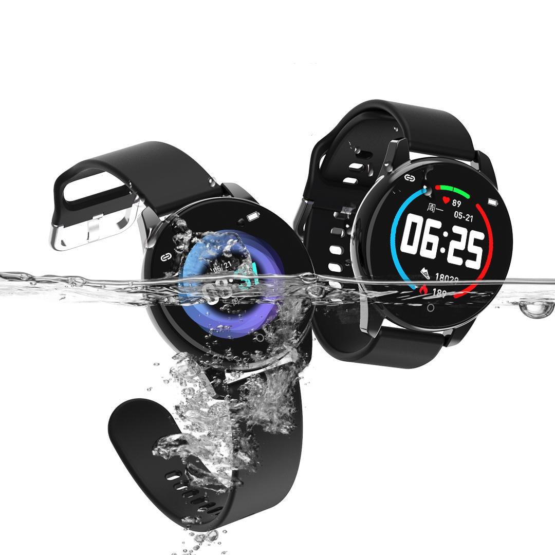 Watch 4 smart watch hd color screen wristband (13)