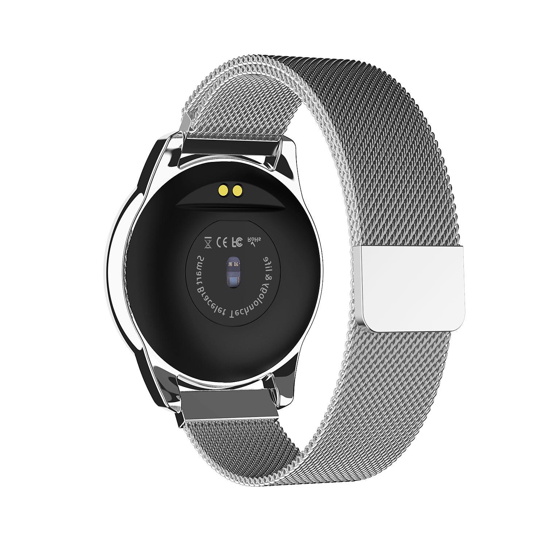 Watch 4 smart watch hd color screen wristband (20)
