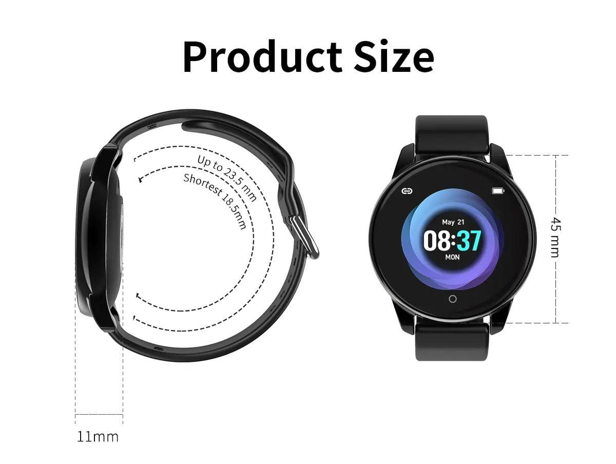 Watch 4 smart watch hd color screen wristband (9)