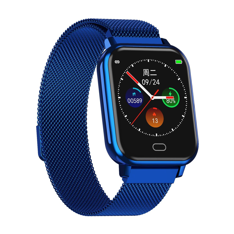 Bakeey smartwatch Watch 6 smart watch heart rate blood pressure oxygen monitor wristband (6)