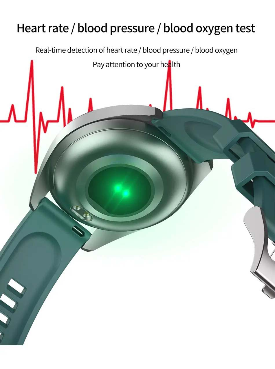 X10 smart watch heart rate blood oxygen monitor weather push call rminder smart watch wholesale (15)