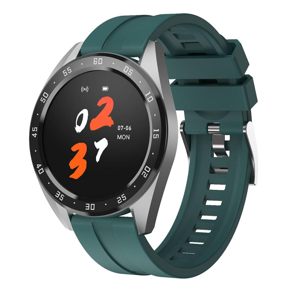 Bakeey smartwatch X10 heart rate blood oxygen monitor weather push call rminder smart watch wholesale (2)