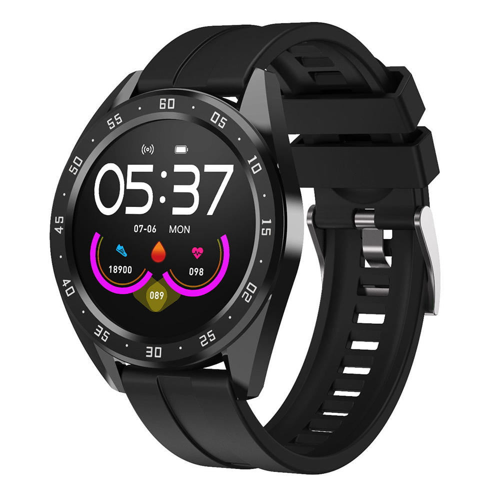X10 heart rate blood oxygen monitor weather push call rminder smart watch wholesale (6)