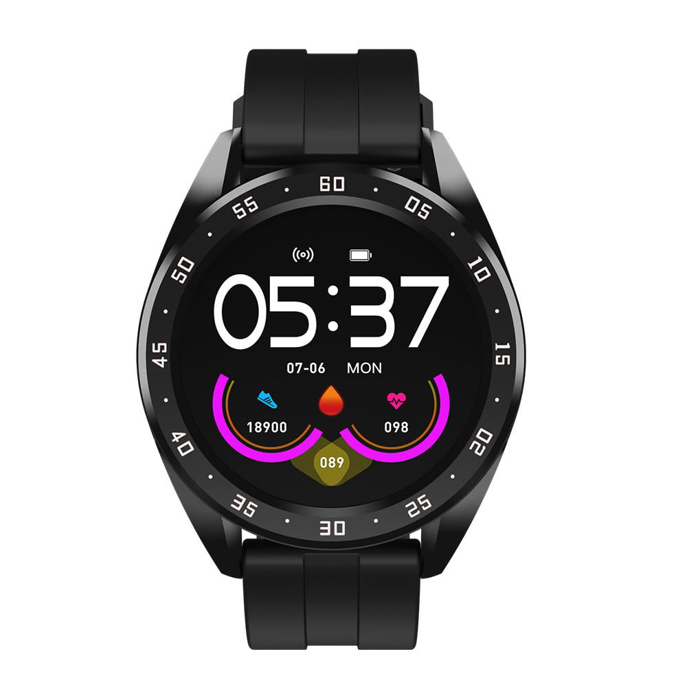 X10 heart rate blood oxygen monitor weather push call rminder smart watch wholesale (8)