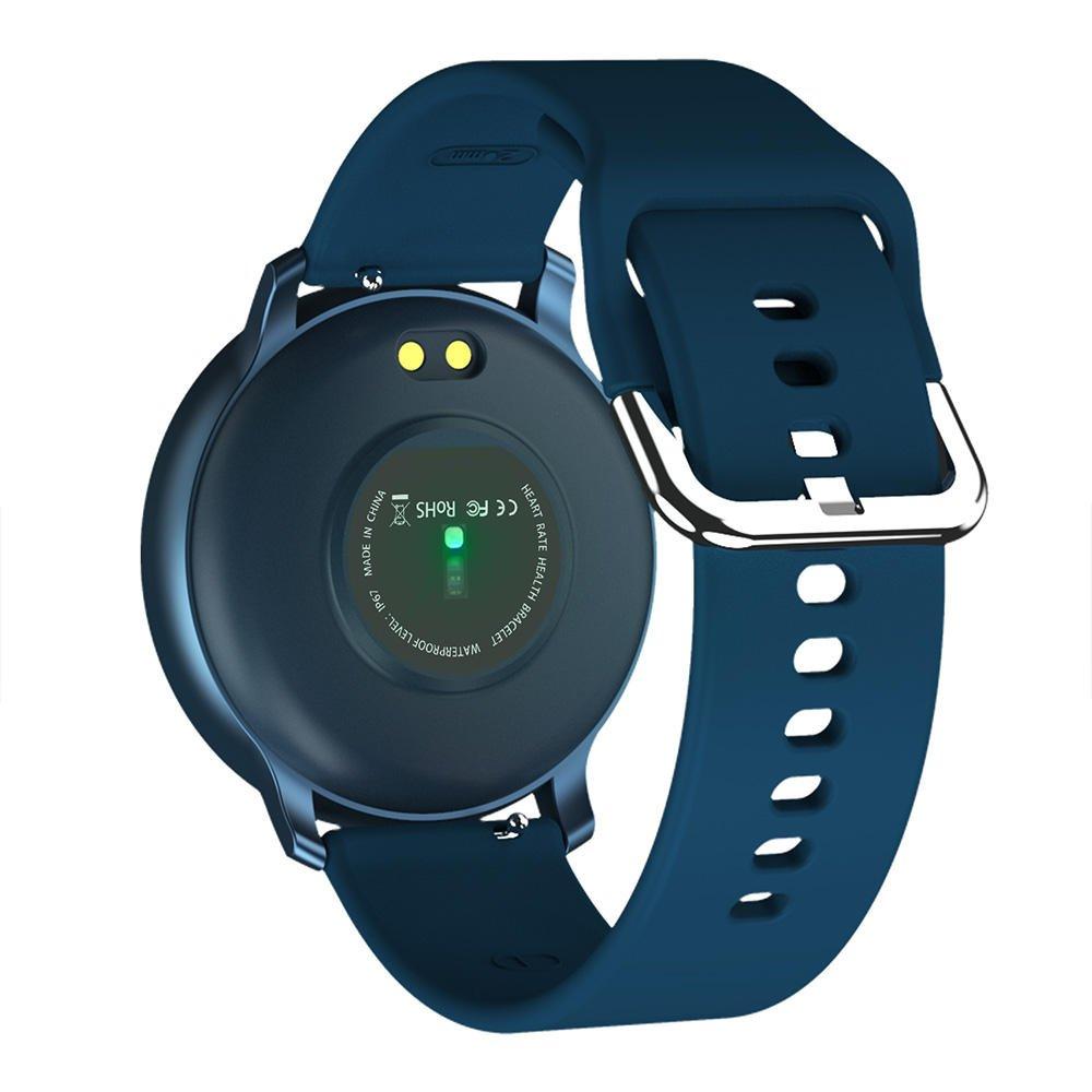 Bakeey smartwatch X9 1.3 inch heart rate blood pressure monitor smart watch (10)