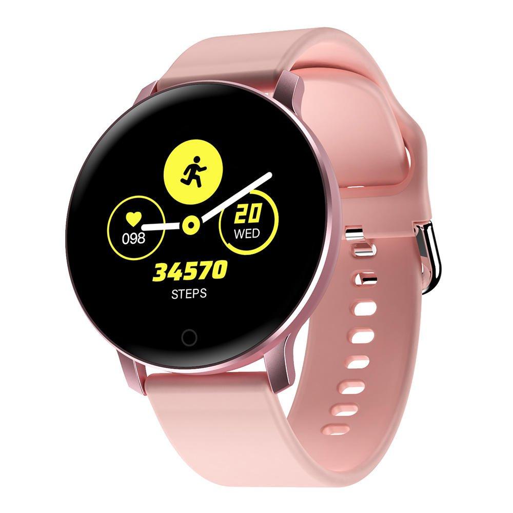 Bakeey smartwatch X9 1.3 inch heart rate blood pressure monitor smart watch (13)