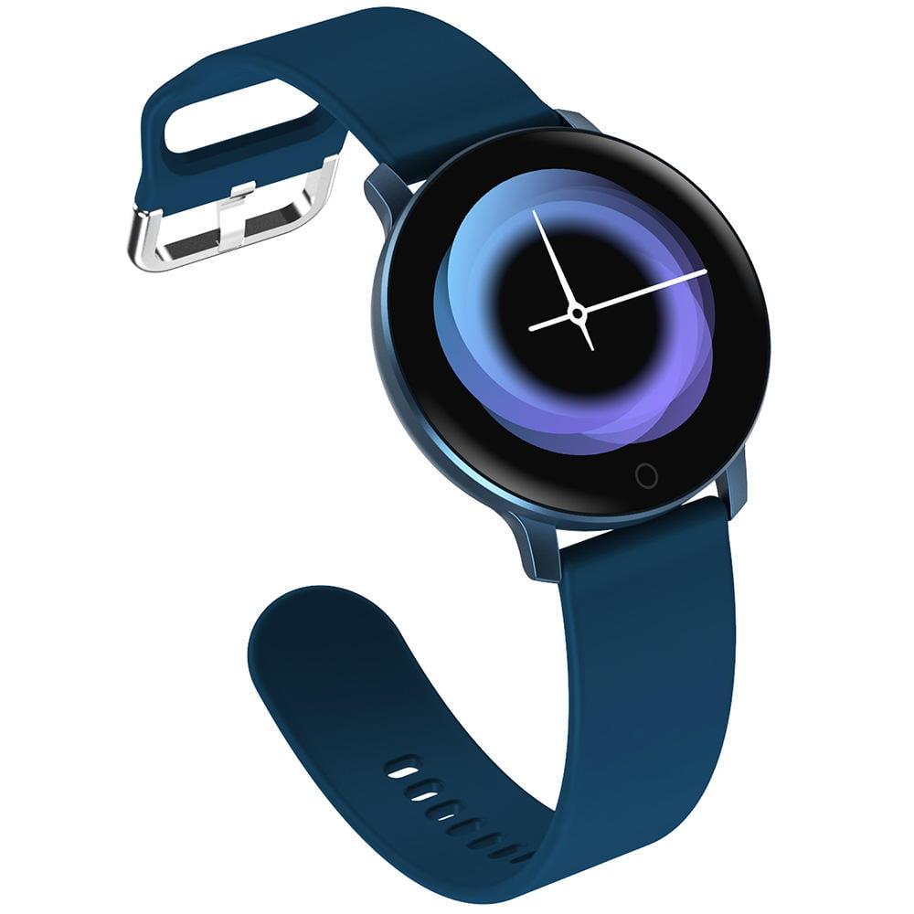 Bakeey smartwatch X9 1.3 inch heart rate blood pressure monitor smart watch (14)