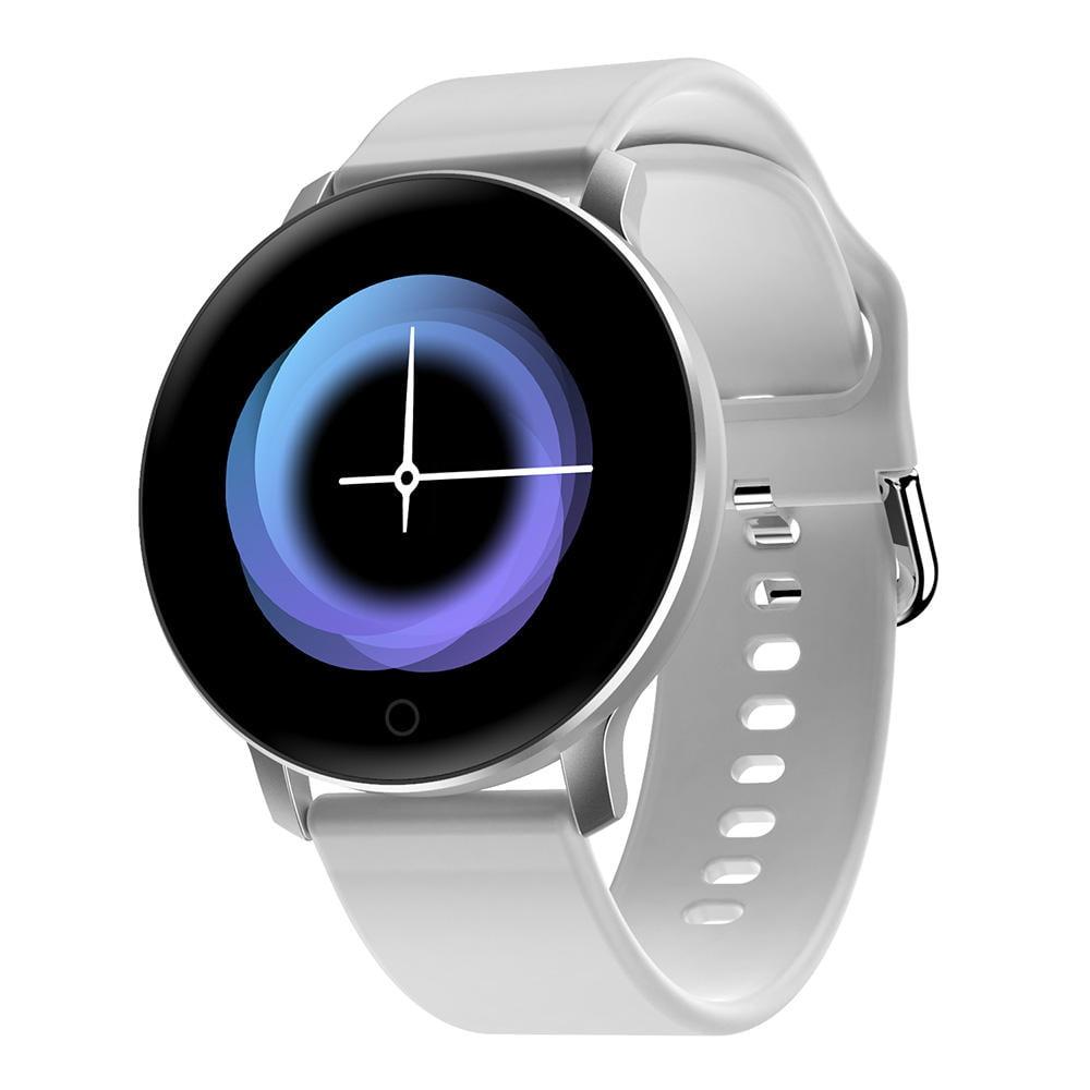 Bakeey smartwatch X9 1.3 inch heart rate blood pressure monitor smart watch (15)