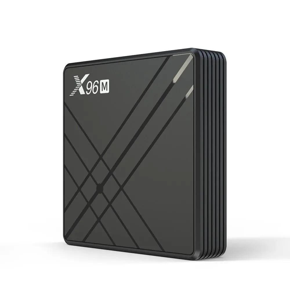 X96M Allwinner H603 4GB RAM 64GB ROM Android 9.0 USB Type-c Smart TV BOX (2)