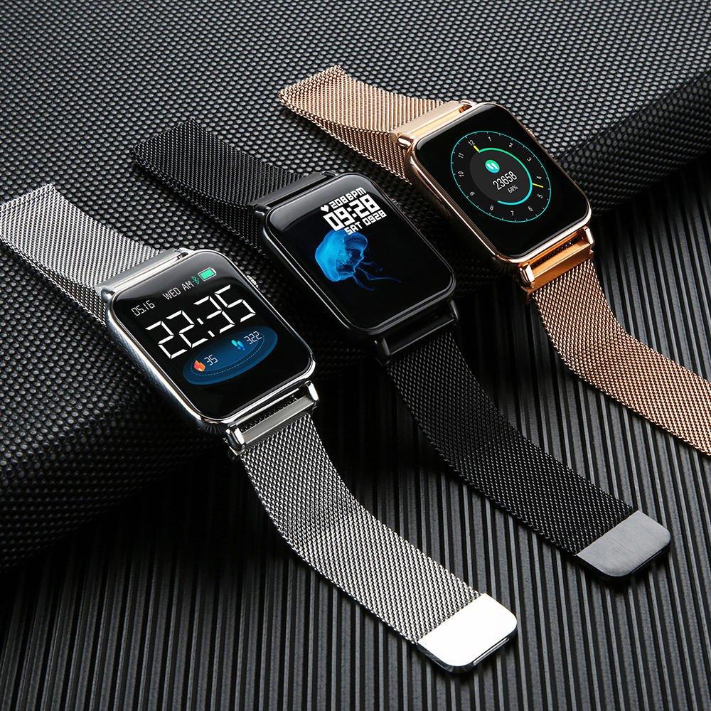 Y6 pro Smart watch fun dynamic icon hr blood pressure (1)