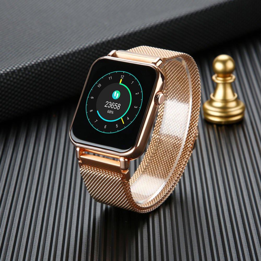 Y6 pro Smart watch fun dynamic icon hr blood pressure (5)