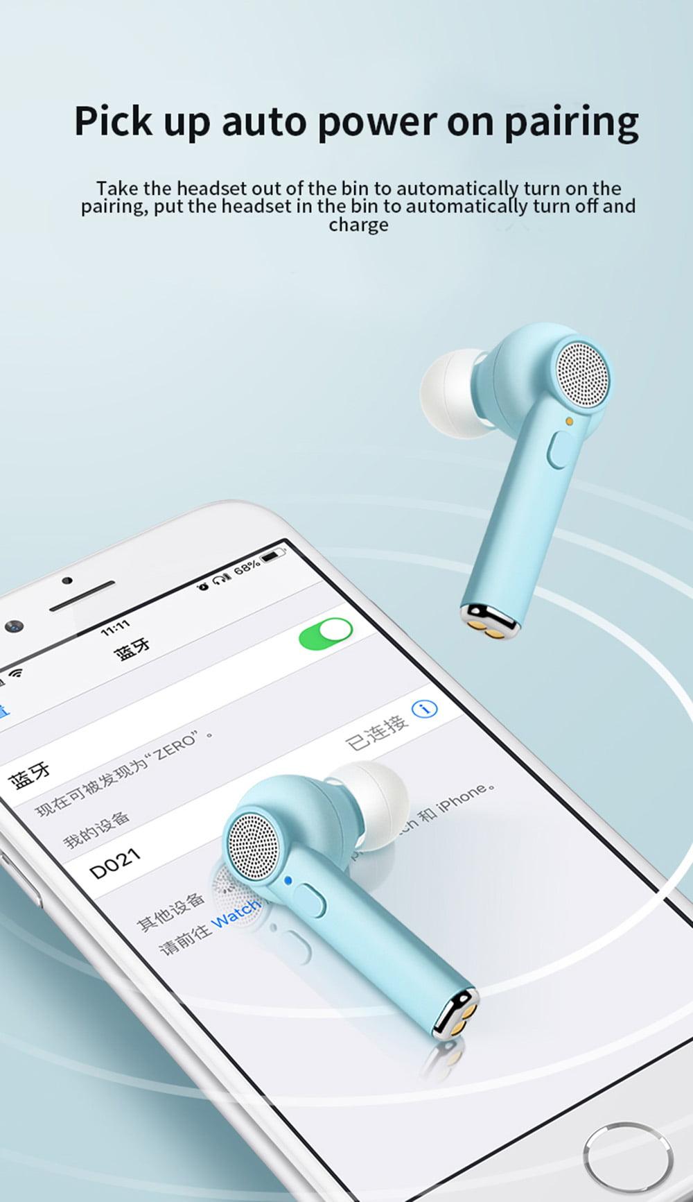 d021 tws earphone bluetooth 5.0 for iphone xiaomi huawei (1 (10)